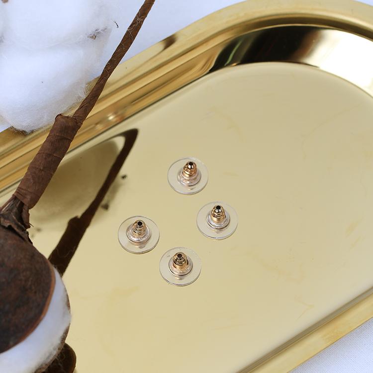 귀걸이 클러치 세트 뒷마개 (실버/골드) - 라라리빠, 3,000원, 실버, 볼귀걸이