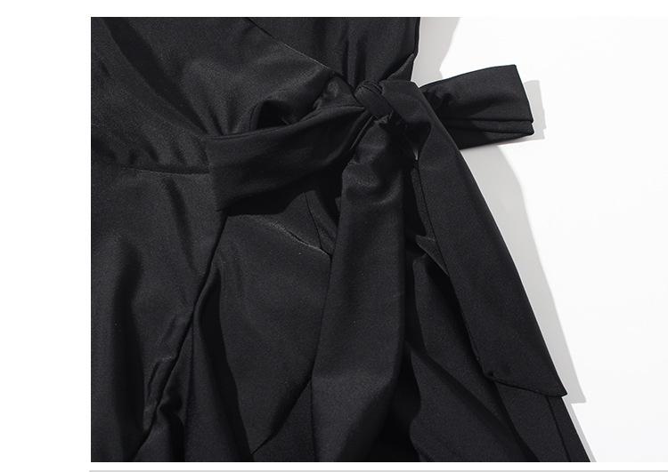 인니 원피스수영복 랩스커트 체형보완 여자 프릴 속바지 비치원피스 - 라라리빠, 33,900원, 수영복/래쉬가드, 수영복